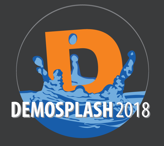 Demosplash logo