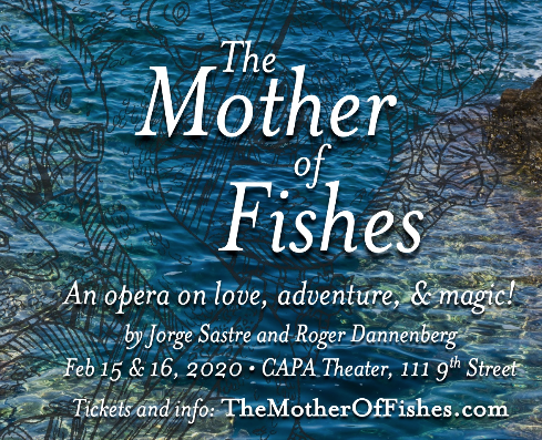Mother of Fishes poster