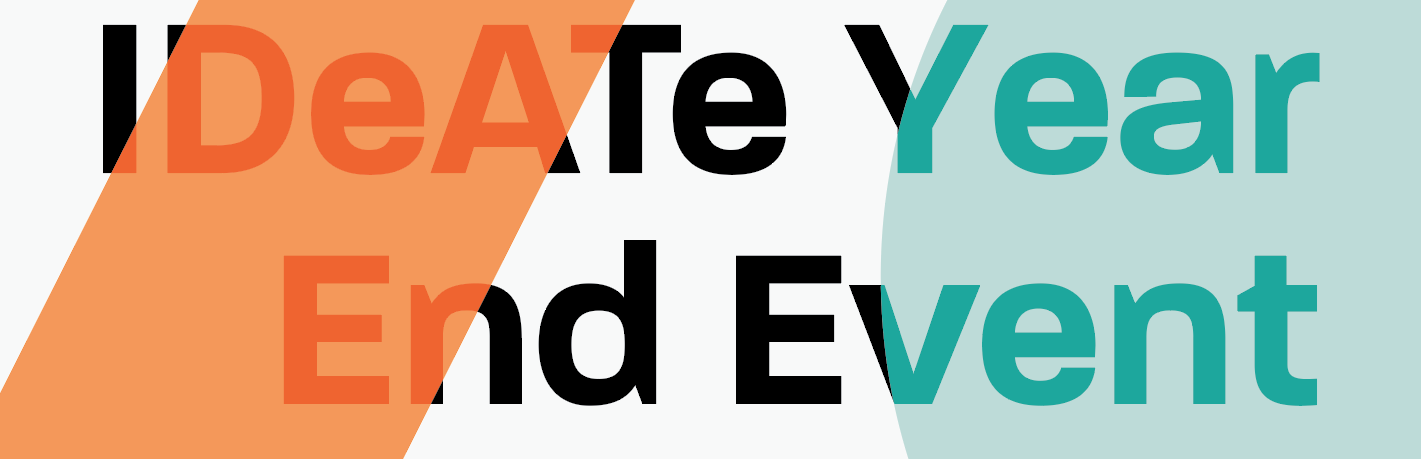 IDeATe Year-End Event